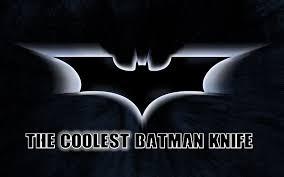 Batman Knife